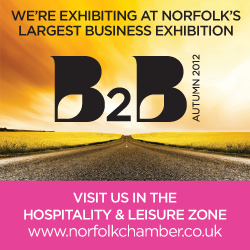 Chamber B2B Autumn 2012 Hospitality & Leisure Zone