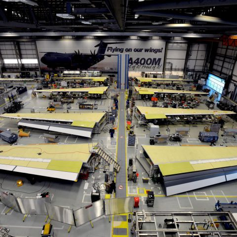 Airbus UK Production